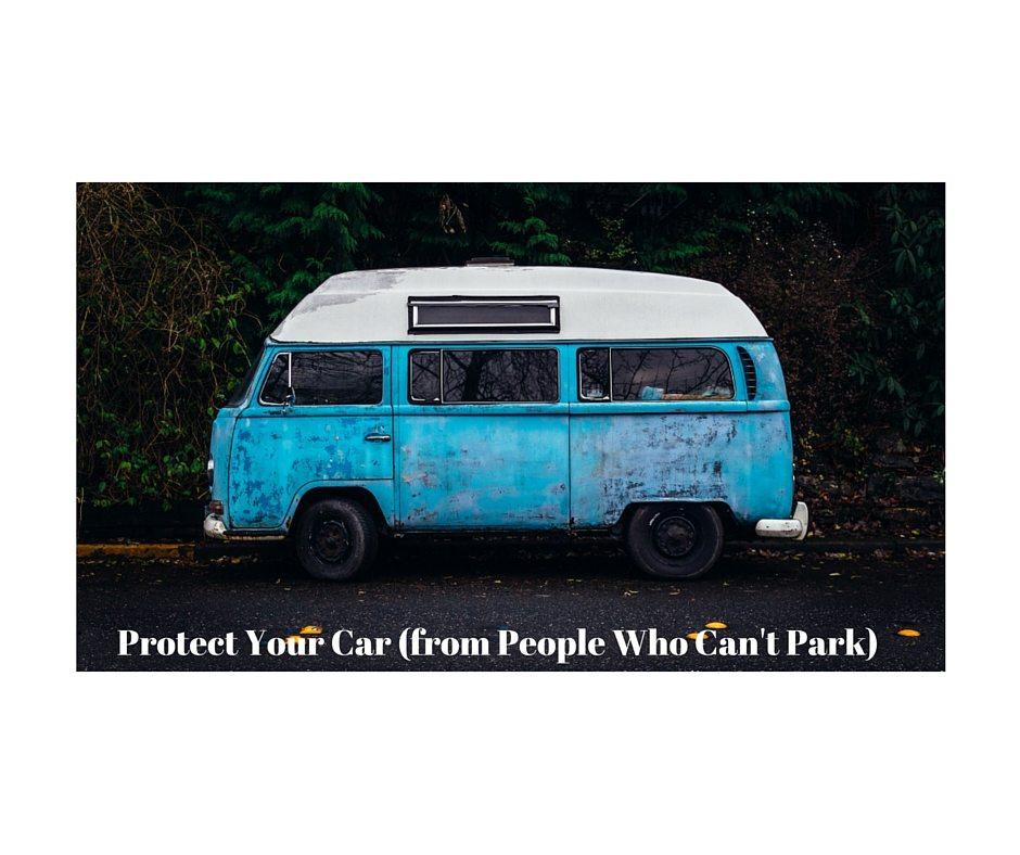 Protect Your Car wih ParqEx