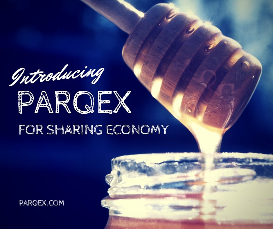 ParqEx for Sharing Economy