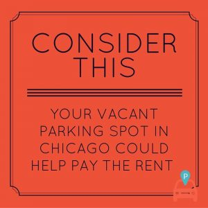 Spot in Chicago Could Help Pay the Rent