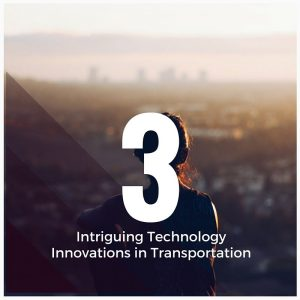 ParqEx: 3 Intriguing Technology Innovations in Transportation