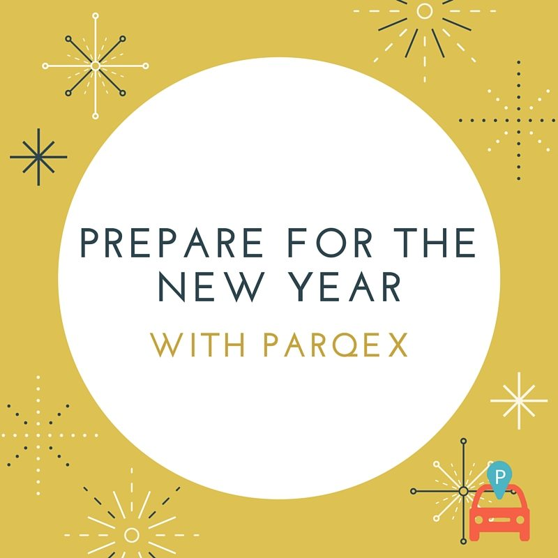 Prepare for New Year with ParqEx