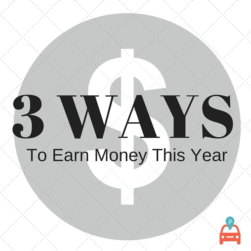 ParqEx: 3 Ways to Earn Money This Year