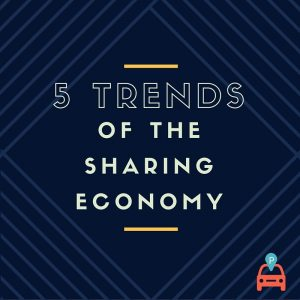 ParqEx: 5 Trends of the Sharing Economy