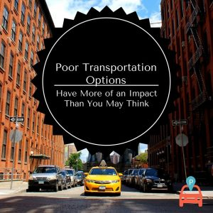 ParqEx: Poor Transportation Options Have More of an Impact Than You May Think