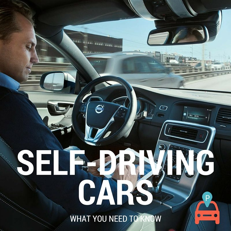 Self-Driving Cars: What You Need To Know