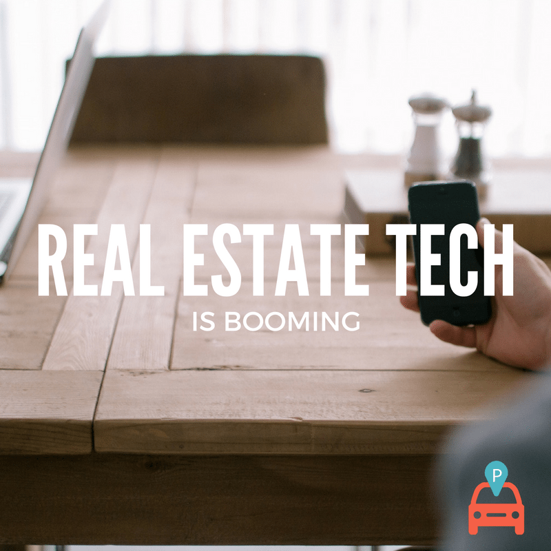 ParqEx: Real Estate Tech is Booming
