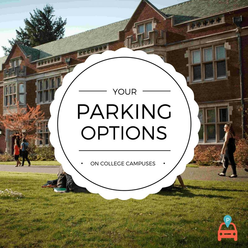 ParqEx: Your Parking Options at Your College Campus