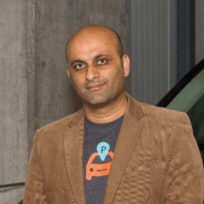 Vivek Mehra, CEO at ParqEx