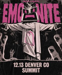 Emo Nite LA Summit Denver Parking