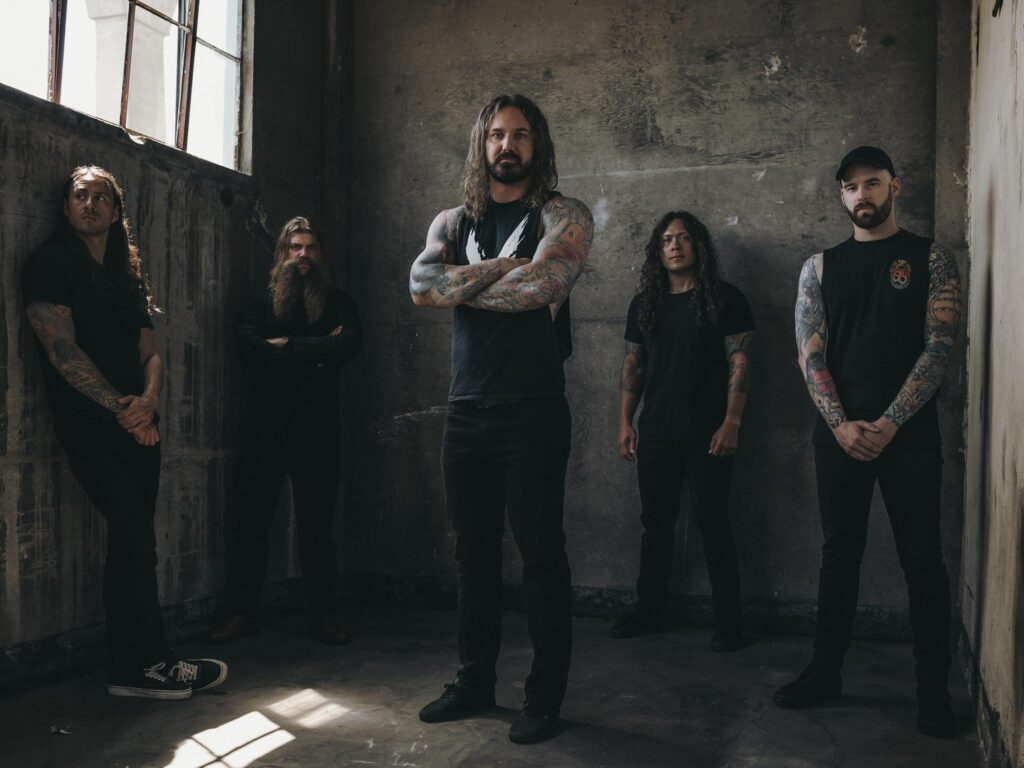 As I Lay Dying Summit Denver