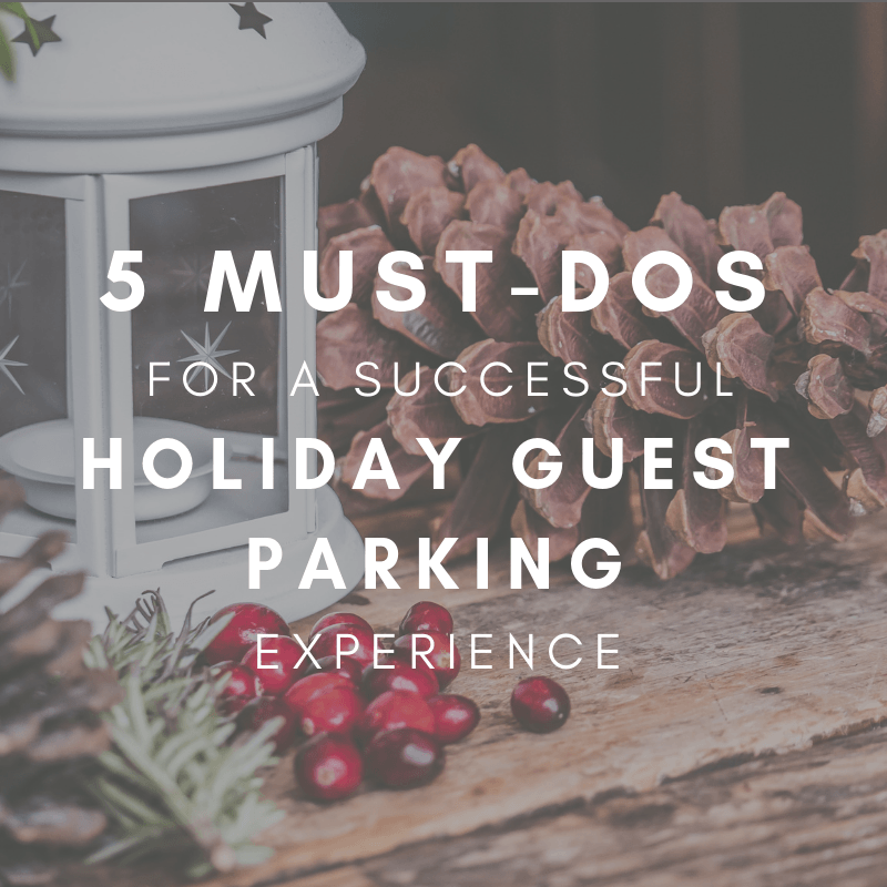 ParqEx - 5 Must Dos for Holiday Parking