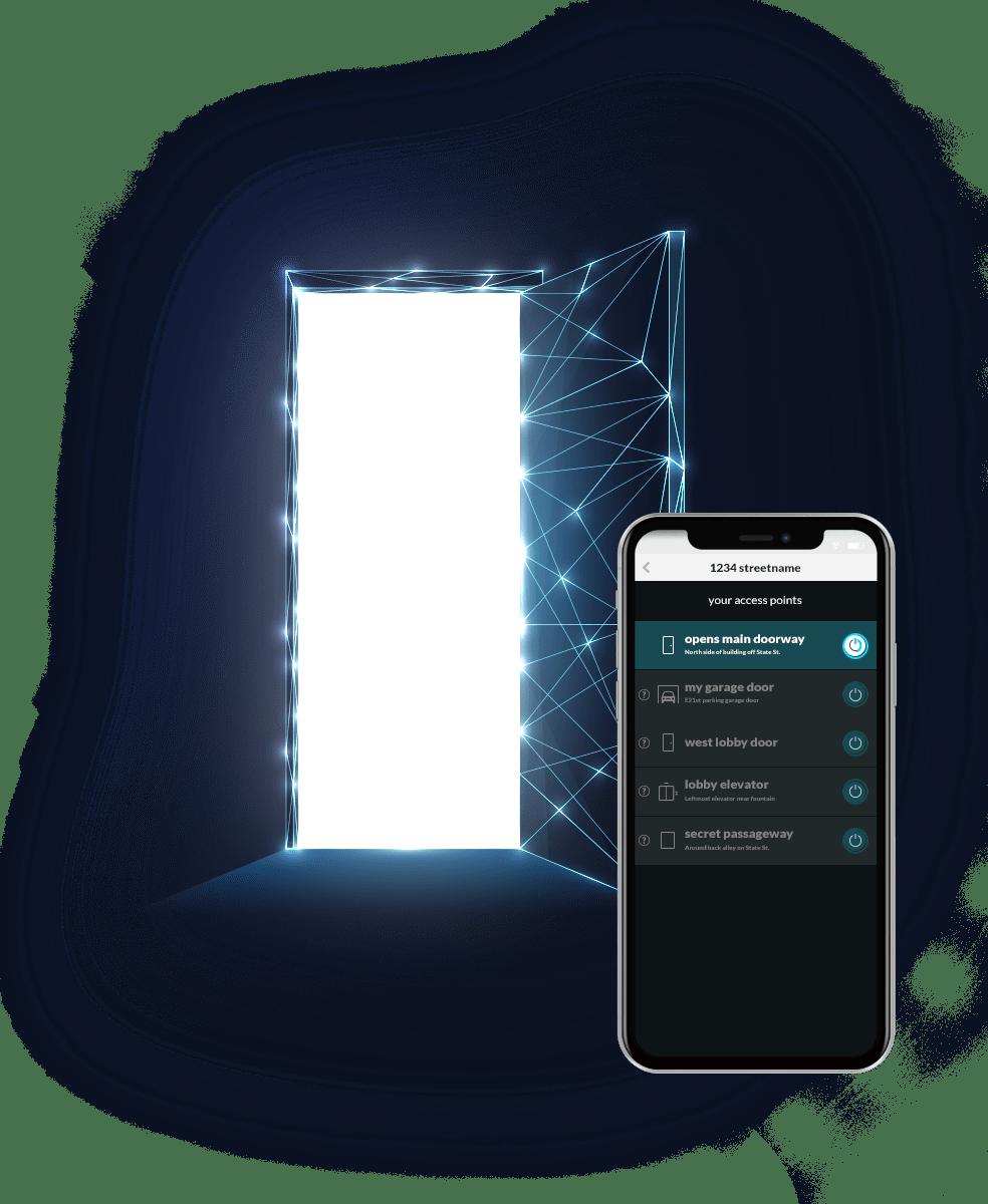 Access Plus TOUCHLESS   Touchless Door Operator   Touchless Pedestrian Door Opener