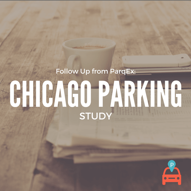 Follow up from ParqEx on Chicago Parking Study