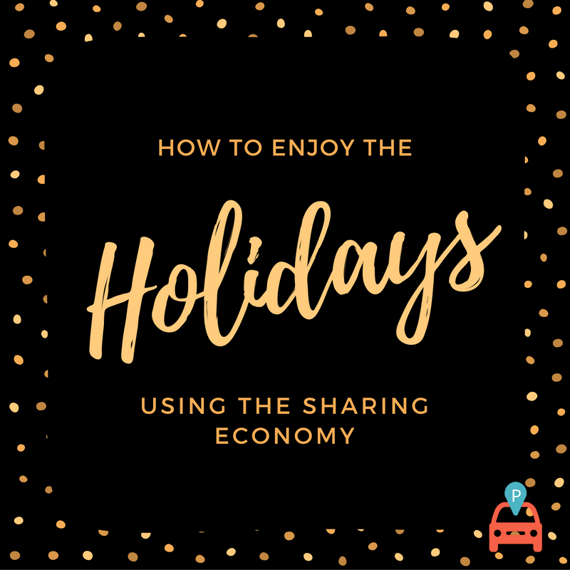 ParqEx: How to Enjoy the Holidays in Chicago with the Sharing Economy