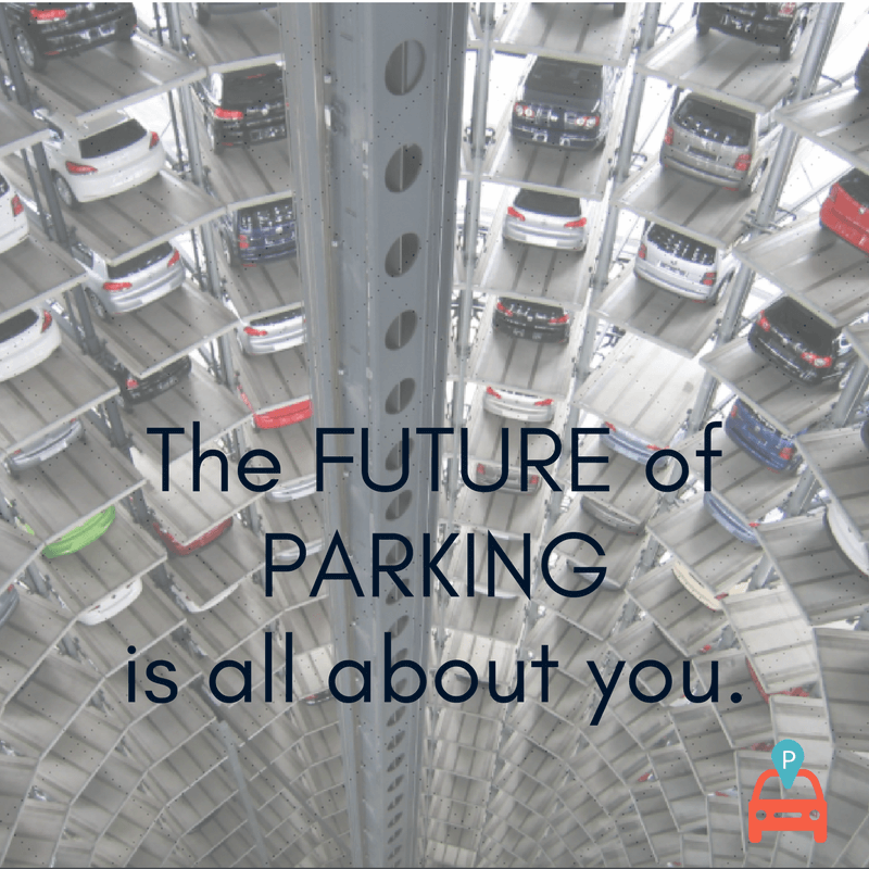 ParqEx - The Future of Parking is All About You