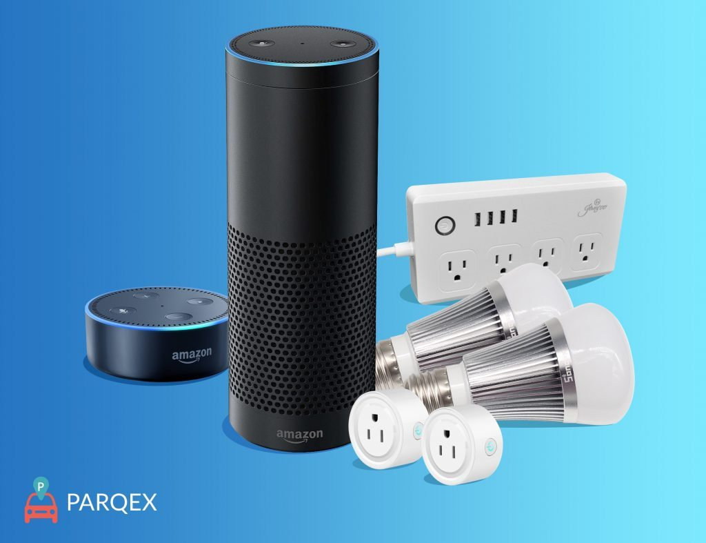 Amazon Alexa Smart Home Giveaway