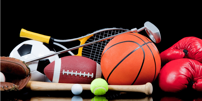 Sports-Equipment Have a Sporting Good Time with the Sharing Economy