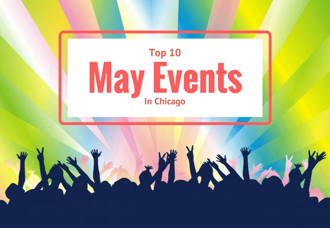 May events in Chicago