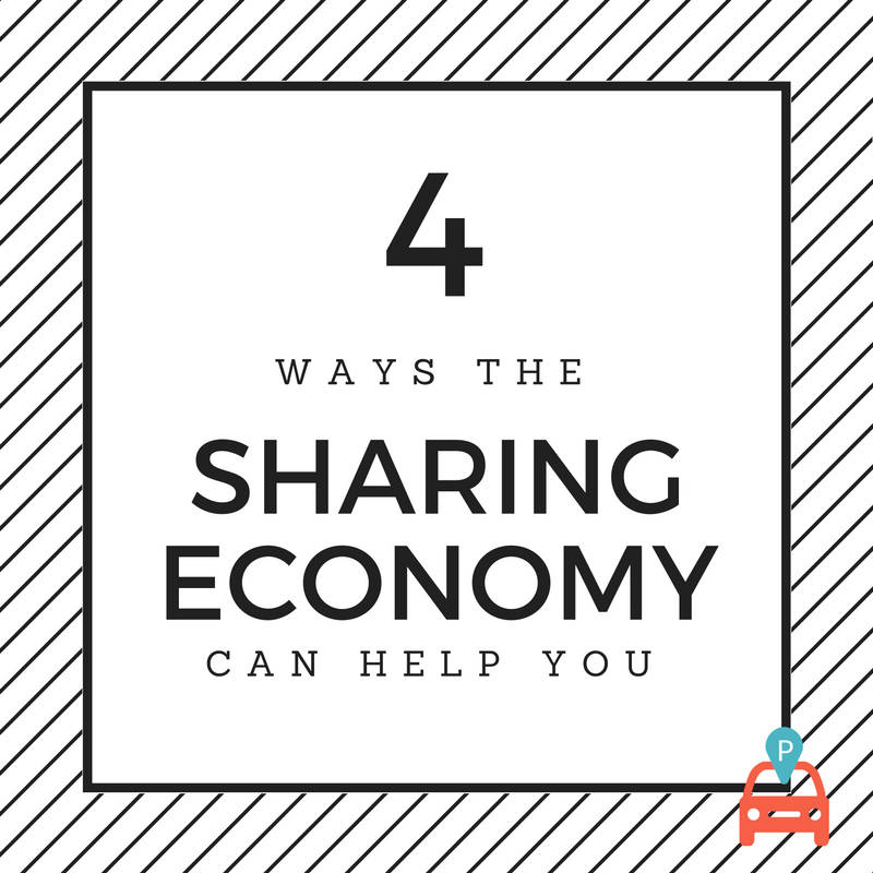 ParqEx: 4 Ways the Sharing Economy Can Help You