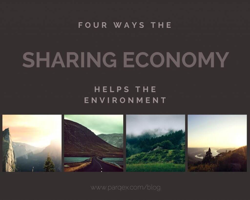 sharing economy environmental impact