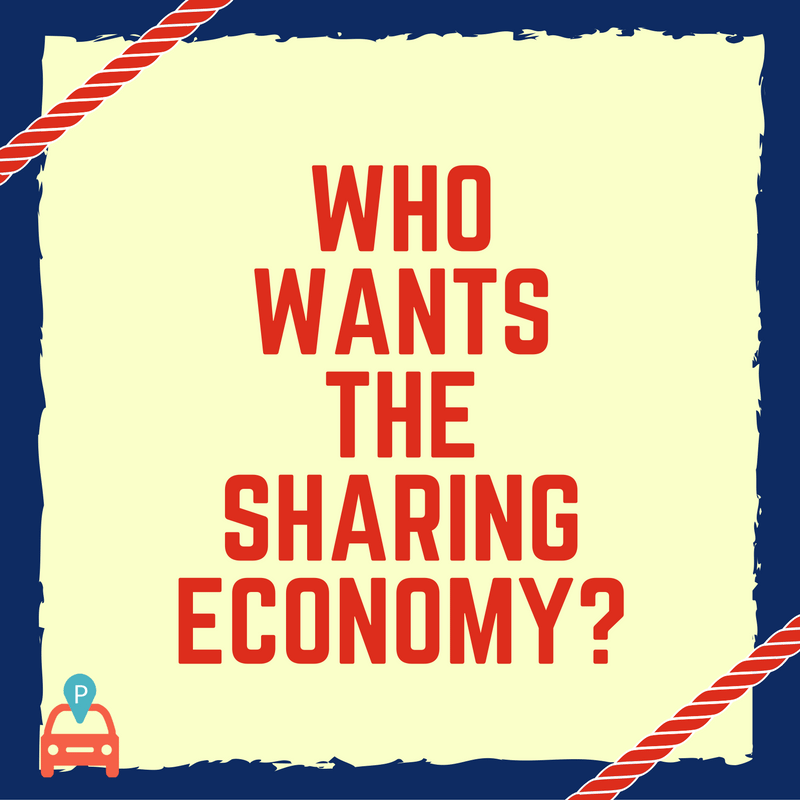 ParqEx: Who Wants the Sharing Economy?